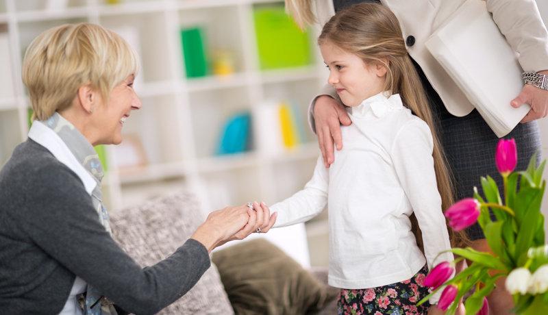 Gutes Benehmen: Knigge für Kleine