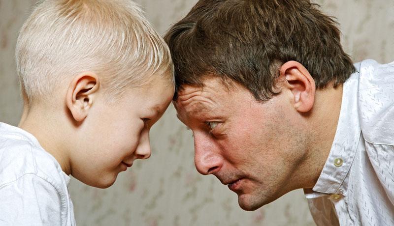 Kommunikation mit Kindern: Streiten und Versöhnen