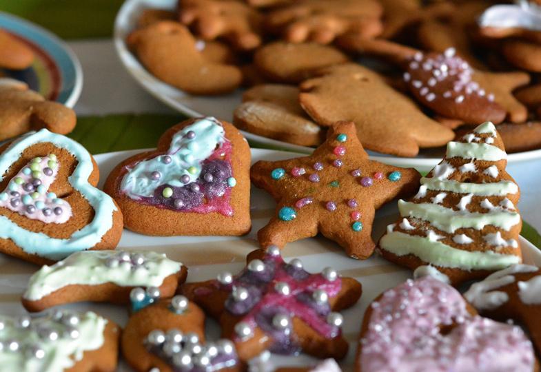 Lebkuchen-Geschenke