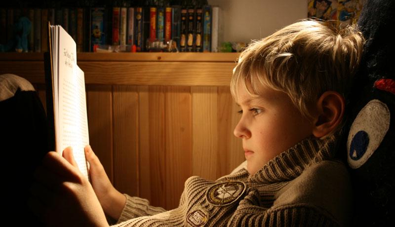 Lesen lernen leicht gemacht: Bücher sind tolle Freunde