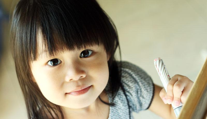 Linkshändige Kleinkinder: Mach's mit Links