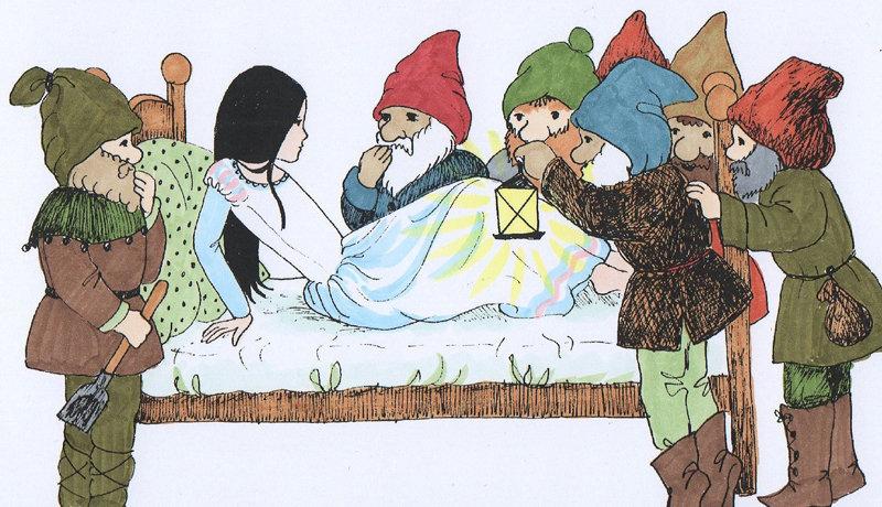 Magische Märchenwelt: Märchen helfen zu verstehen