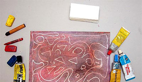 malen-mit-kleber-gecremte-pastelltoene