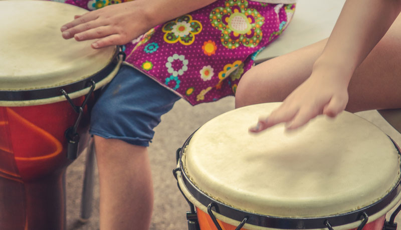 Musikalische Frühförderung: Das klingt aber schön