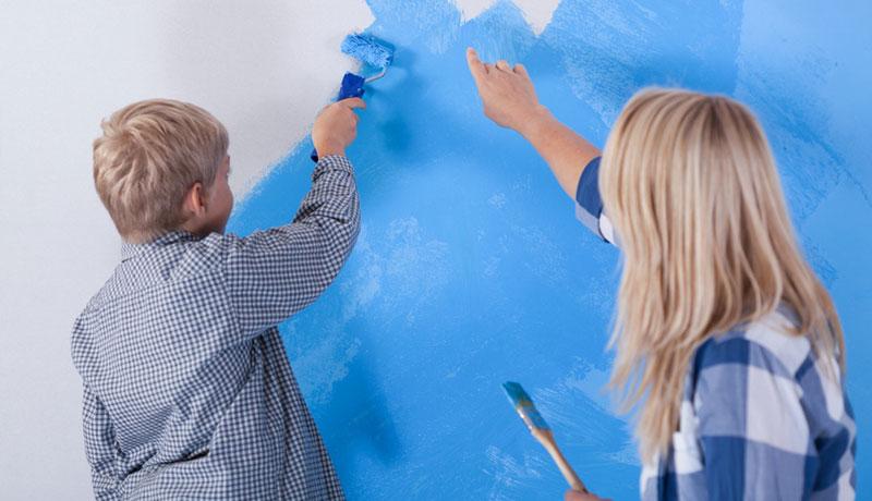 Renovieren mit Kindern: Alles so schön neu
