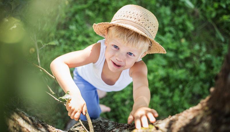 Risikokompetenz: Kinder nicht in Watte packen