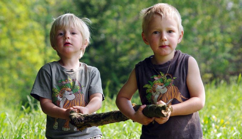 Rollenspiele für Kinder: Die eigene Fantasie beflügeln