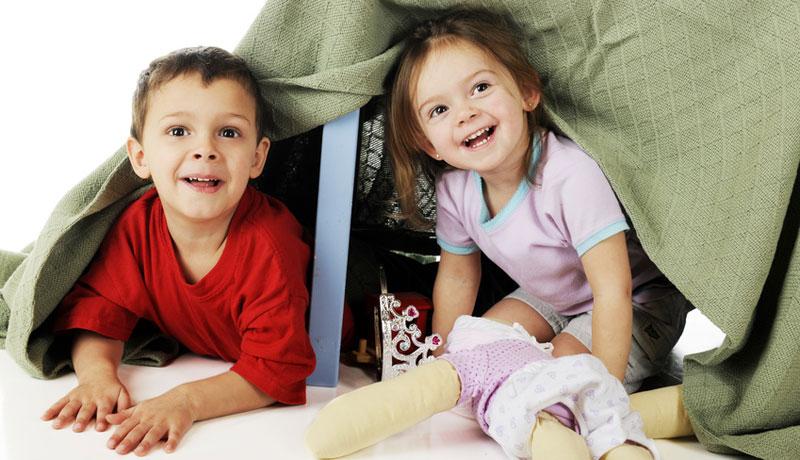 Rollenspiele: Was Kinder dabei lernen können