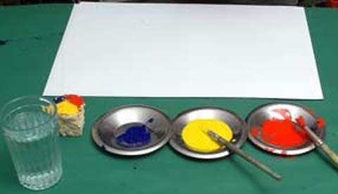 Schwammtechnik: Kunstvoll Wischen und Drucken