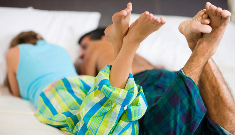 Sexualität: Flaute im Elternbett?