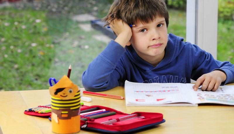 So lernen Kinder, selbstständig zu arbeiten: Hausaufgaben - Mamas Job?