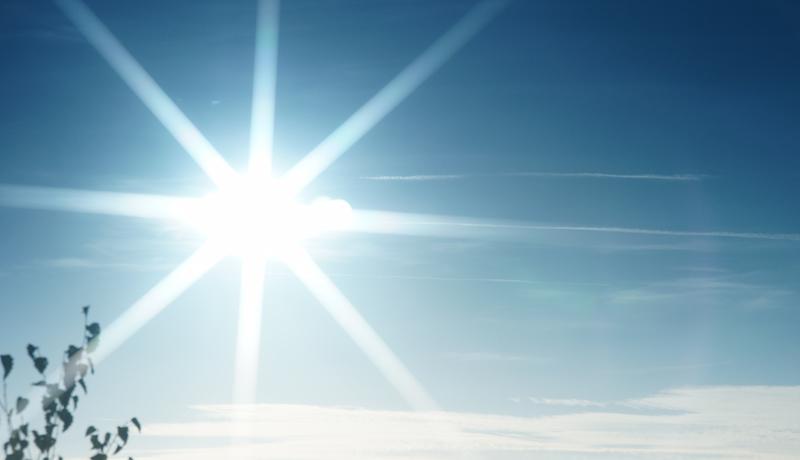 Sommer, Sonne, Hautausschlag: Strahlende Sonnenallergie