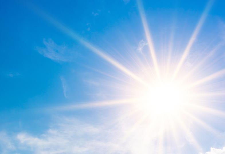 Die Gefahr von Sonnenbrand wird oft unterschätzt