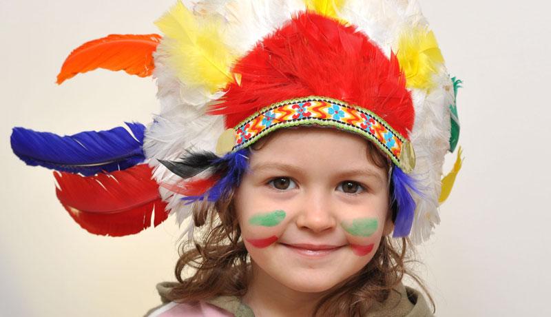 Spaß am Verkleiden: Kinder lieben Rollenspiele