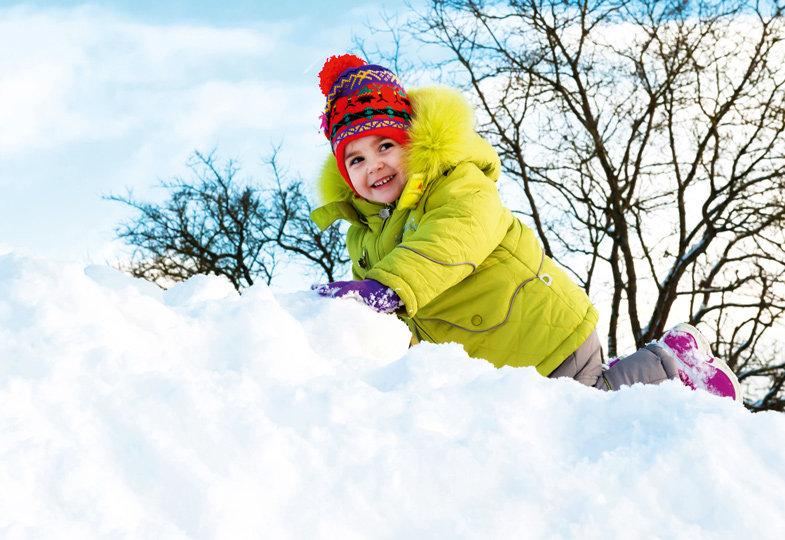 Spiele für den Schnee