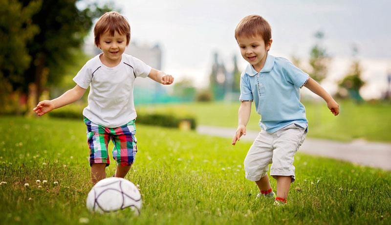 Spielen macht schlau: Kinder lernen mit allen Sinnen
