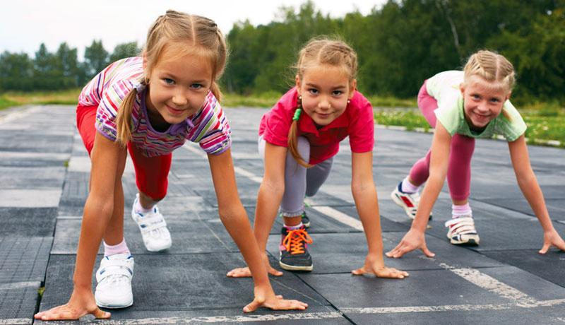 Sport für Kinder: Auf den Spaß kommt es an