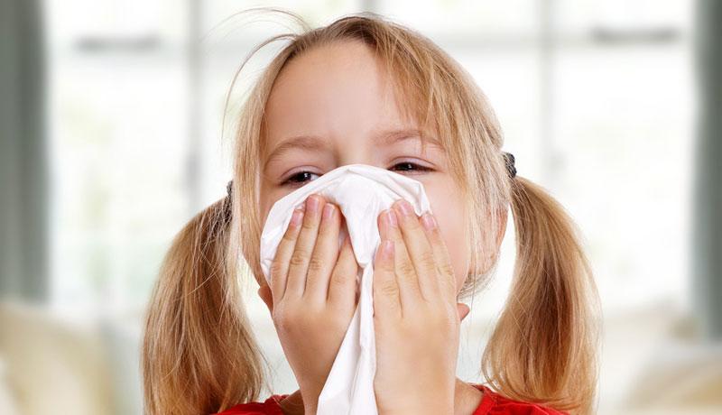 Was tun bei Erkältungen?: Jetzt habe ich aber die Nase voll