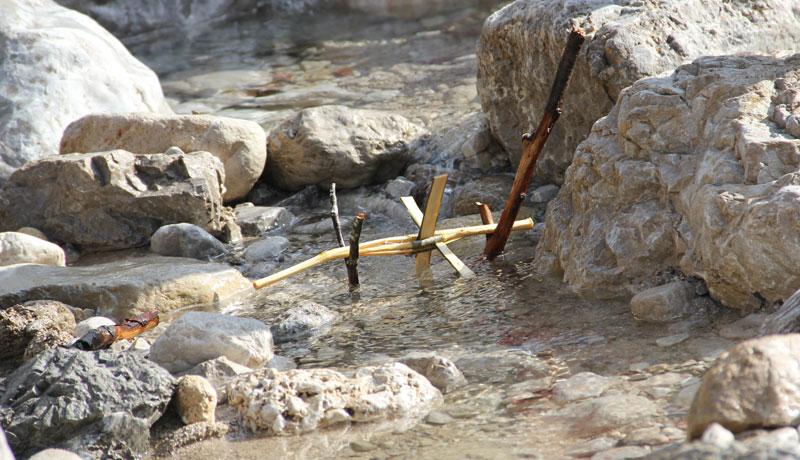 Wasserrad bauen: Es klappert die Mühle