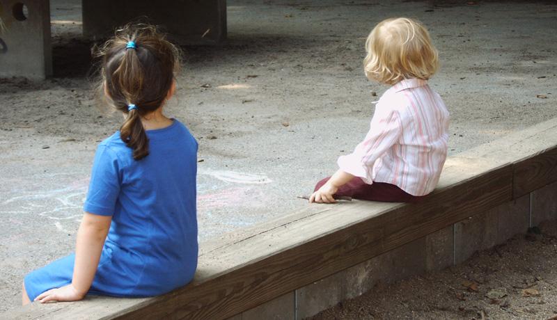 Wenn Kinder aggressiv sind: Kneifen, treten, beißen