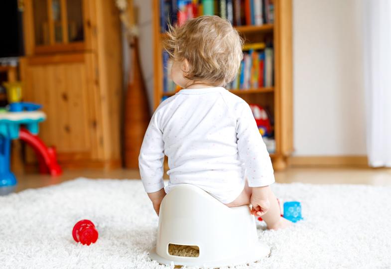 Bereits kleine Kinder haben öfter Verdauungsbeschwerden