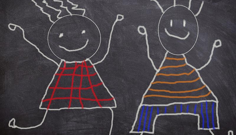 Wer entscheidet über die Einschulung? Bei der Feststellung der Schulfähigkeit arbeiten Eltern, Kindergarten und Schule zusammen
