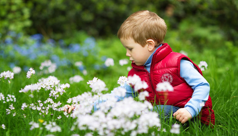 Wie Kinder die Welt begreifen: Kleine Forscher