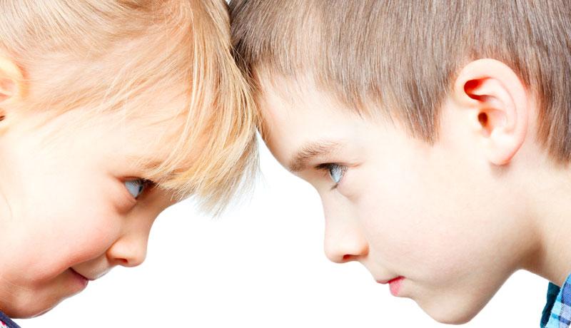 Wie Kindern Konflikte austragen: Du bist nicht mehr mein Freund