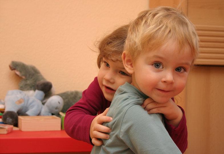 Jungen dürfen weinen, Mädchen auch: Wie Kinder zu Frauen und Männern werden