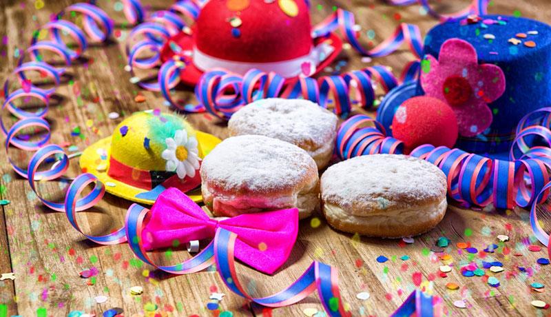 Wir feiern ein Faschingsfest: Bunte Ideen für die große Party