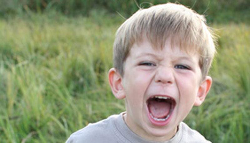 Wut bei Kindern: Hilfe, mein Kind rastet aus!