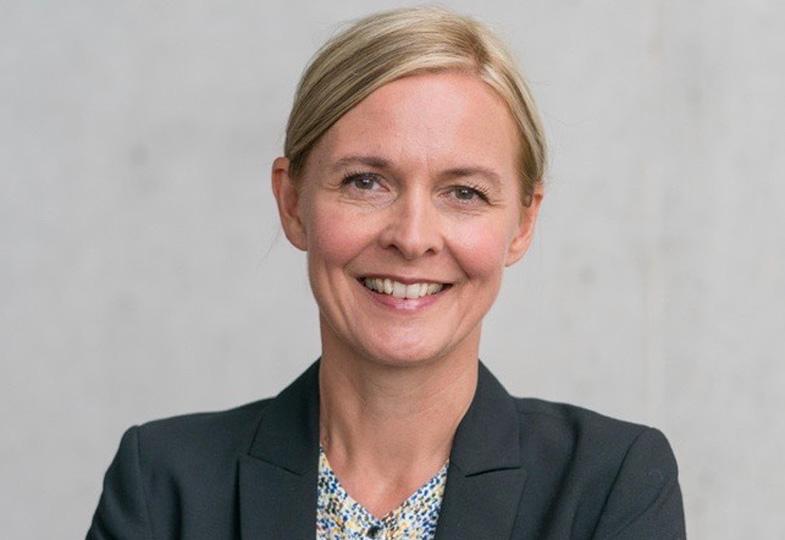 Anja Kunz,  Redakteurin der Zeitschrift 'Kleinstkinder in Kita und Tagespflege'