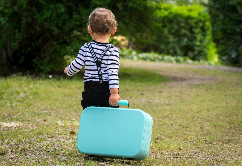 Auch Kinder brauchen Urlaub