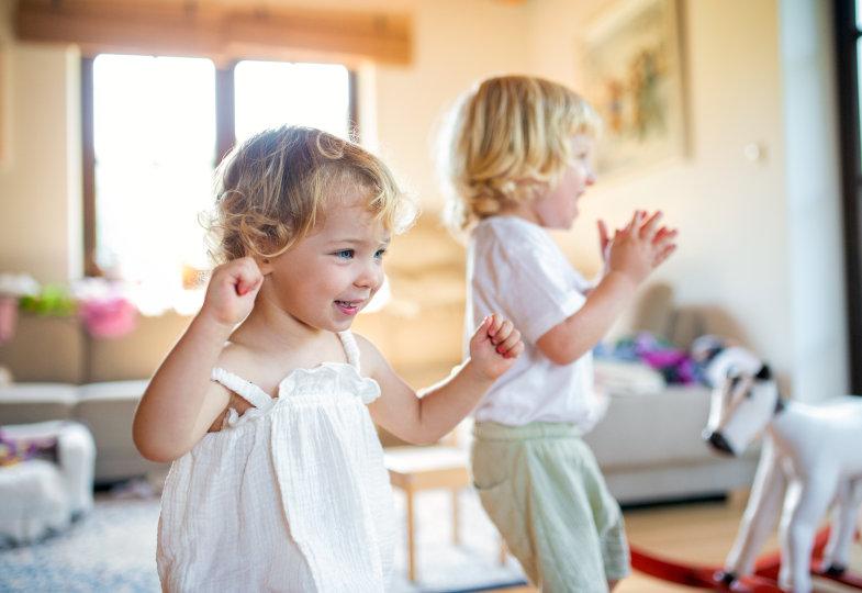 Bewegungslieder für Kleinstkinder