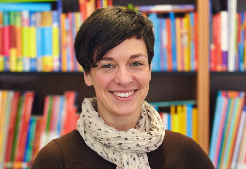 Daniela Picco, Redakteurin der Zeitschrift 'Kleinstkinder in Kita und Tagespflege'