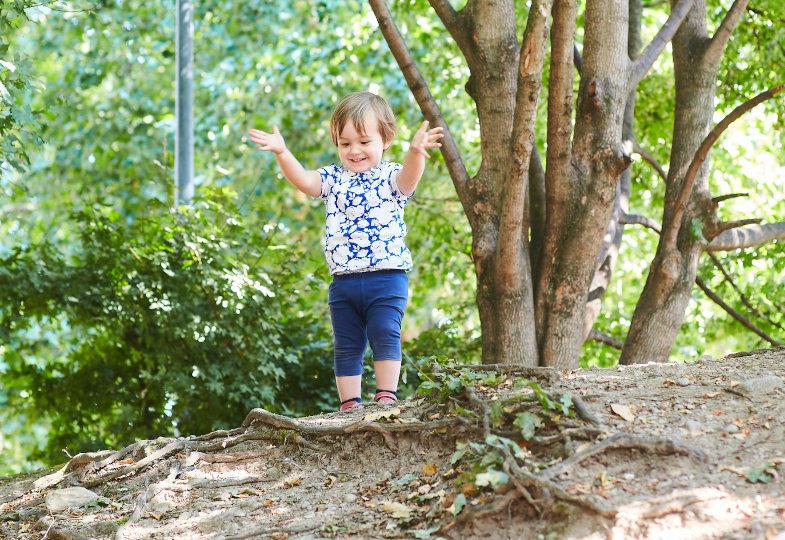 Ein Tipi für den Kita-Garten