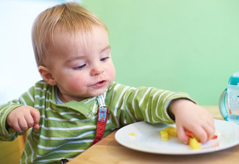 Fingerfood für die Jüngsten