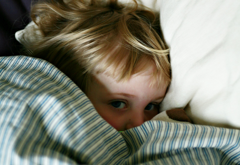 Gespenster unterm Bett