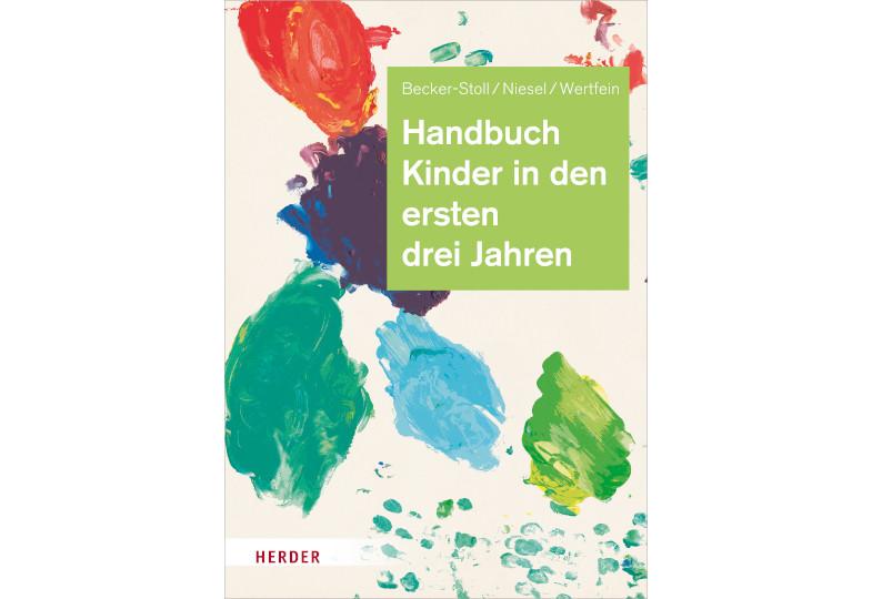 """Gewinnspiel: Wir verlosen dreimal das """"Handbuch Kinder in den ersten drei Jahren"""""""
