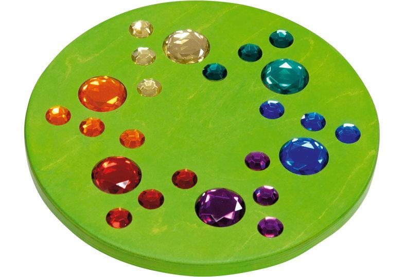 Gewinnspiel: Wir verlosen drei Juwelenkreisel von Dusyma