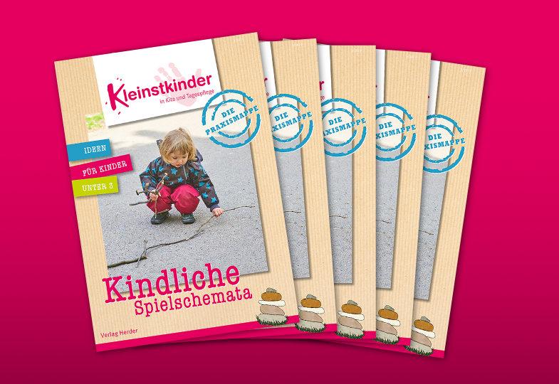 Gewinnspiel: Wie verlosen 5x die Kleinstkinder-Praxismappe