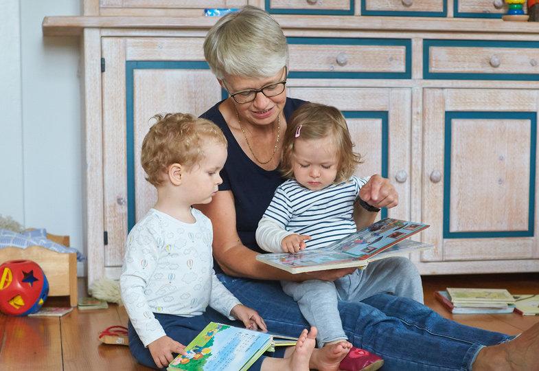 Ich bin mein eigener Chef - Formen der Kindertagespflege (1)