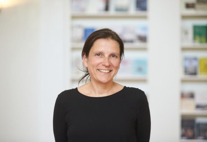 Iris Erbach, Redakteurin der Zeitschrift 'Kleinstkinder in Kita und Tagespflege'