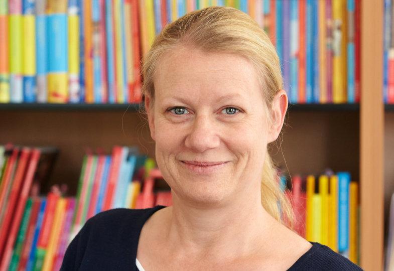 Katrin Imbery, Redakteurin der Zeitschrift 'Kleinstkinder in Kita und Tagespflege'