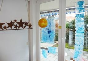 Mobile Fensterkunst