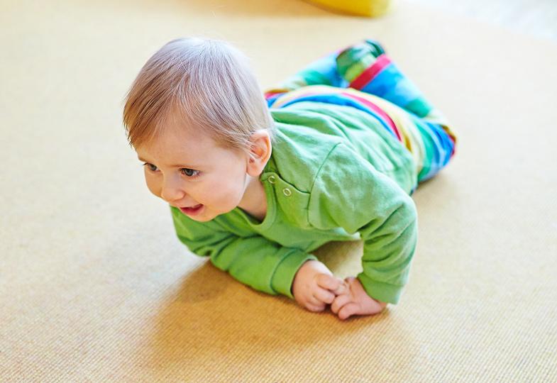 Säuglinge sind eine Bereicherung
