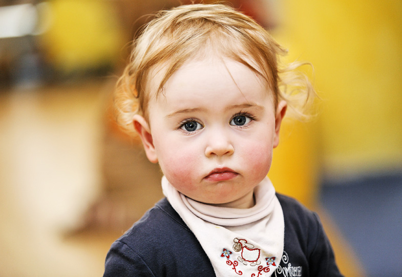 Stress schon bei den Jüngsten
