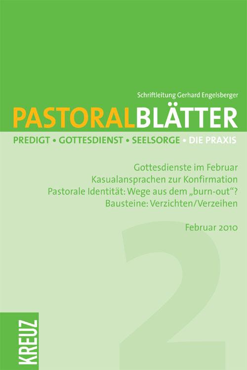 Pastoralblätter 10/2010