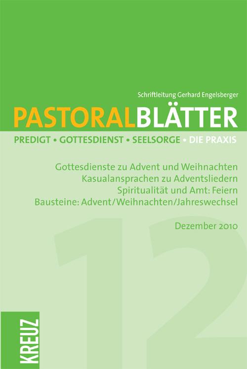 Pastoralblätter 6/2010