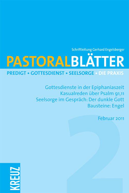 Pastoralblätter 2/2011